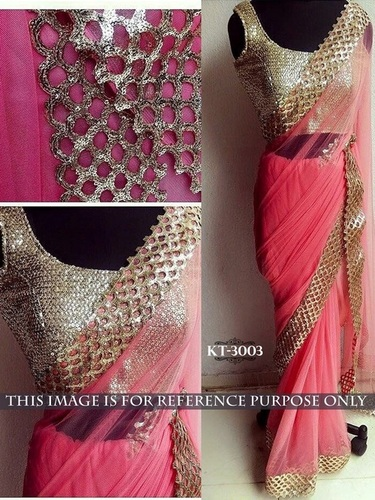 Fancy Designer Exclusive Party Wear Saree