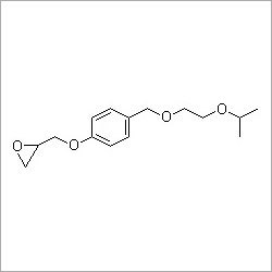 [[4-[[2-(1-Methylethoxy)ethoxy]methyl]phenoxy]methyl]oxirane