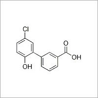 [1,1'-Biphenyl]-3-carboxylic acid, 5'-chloro-2'-hydroxy-