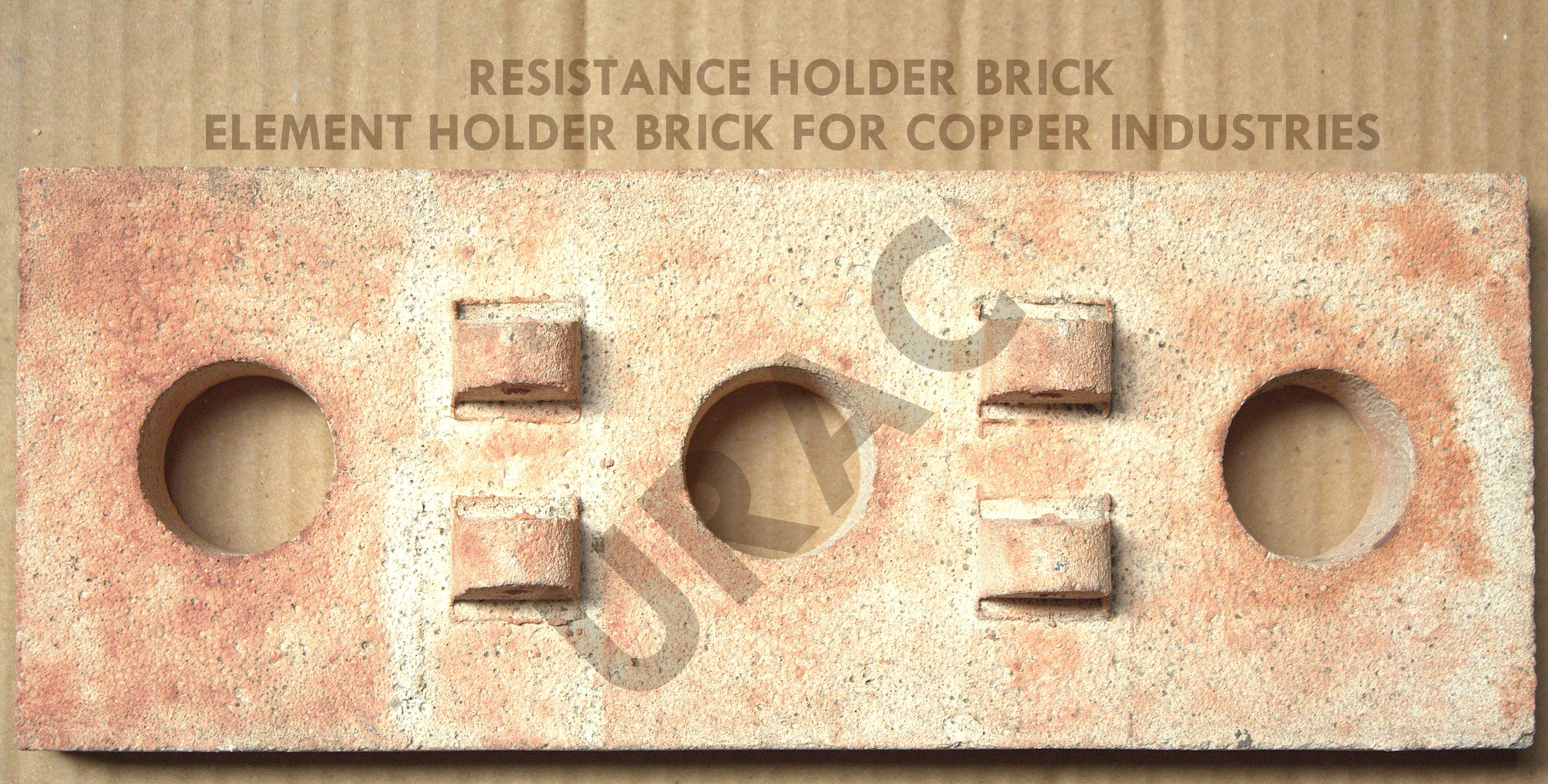 Element Refractories Bricks