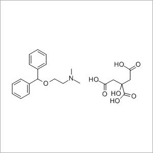 Diphenhydramine Citrate