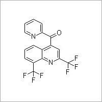 [2,8-Bis(trifluoromethyl)-4-quinolinyl]-2-pyridinylmethanone