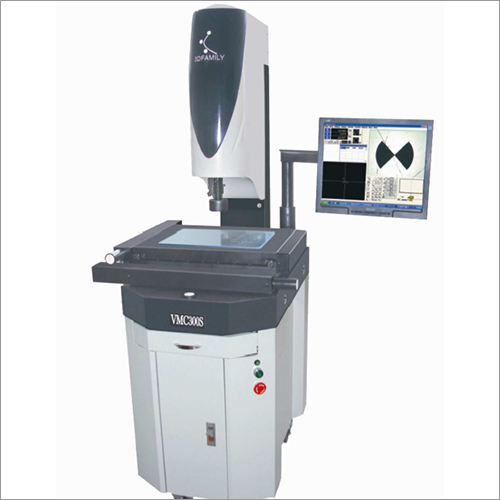Manual Video Measuring System