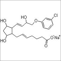 DL-Cloprostenol Sodium