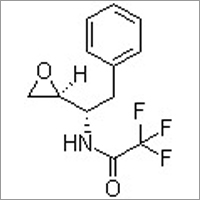 [S-(R*,R*)]- 2,2,2-Trifluoro-N-(1-oxiranyl-2-phenylethyl)acetamide