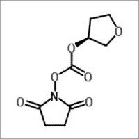 1-({[(3S)-Tetrahydro-3-Furanyloxy]Carbonyl}Oxy)-2,5-Pyrrolidinedione
