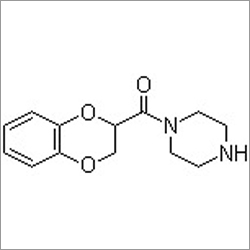 1-(1,4-Benzodioxane-2-carbonyl)piperazine