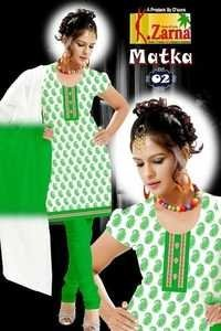 Cotton Print Salwar Suit