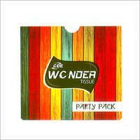 Paper Tissues (Party Pack)
