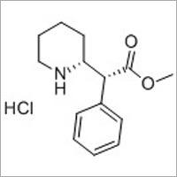 D-Methyl Phenidate Hydrochloride