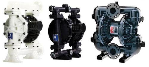 Graco Double Diaphragm Pumps - Graco Double Diaphragm Pumps