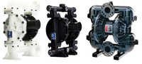 Graco Double Diaphragm Pumps