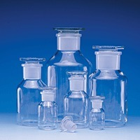Reagent Bottle, Wide Mouth With Stopper