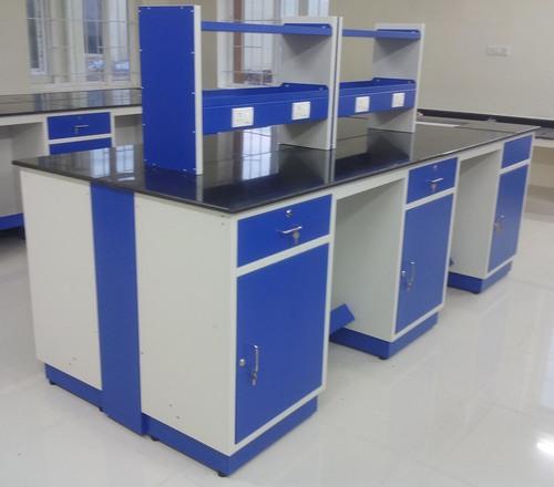 Laboratory Island Tables