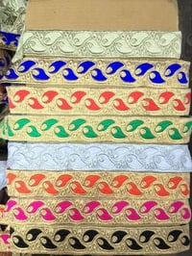 Maharani Border Lace