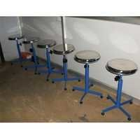 Revolving Lab Stool