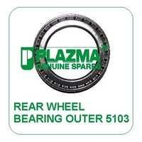 Rear Wheel Bearing Outer - 5103 John Deere