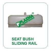 Seat Bush Sliding Rail Green Tractor