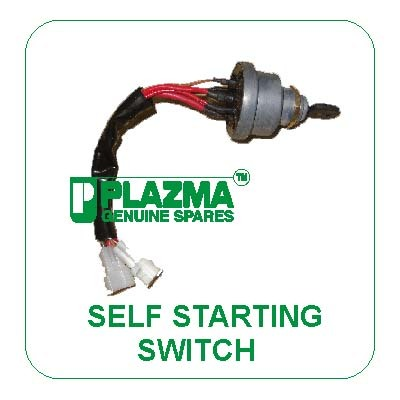 Self Starting Switch John Deere