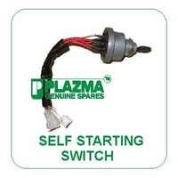 Self Starting Switch Green Tractor