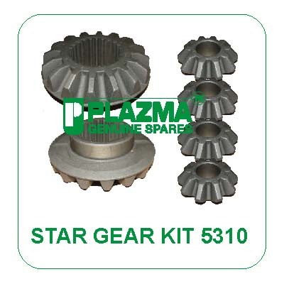 Star Gear Kit - 5310 Green Tractor