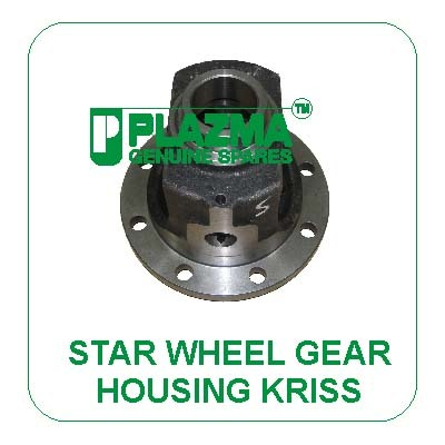 Star Wheel Gear Housing Kriss John Deere