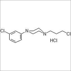 1-(3-Chlorophenyl)-4-(3-chloropropyl)piperazine hydrochloride