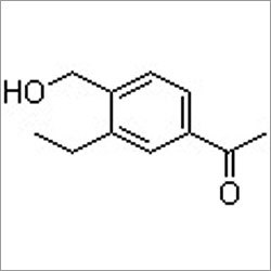 1-(3-Ethyl-4-hydroxymethyl-phenyl)ethanone