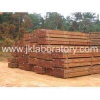 Wood Pellet Testing Laboratory