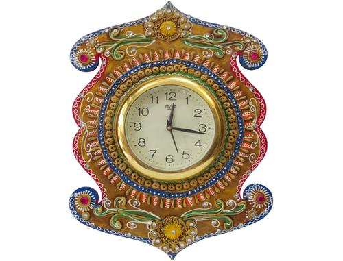 Wooden Decorative Wall Clock