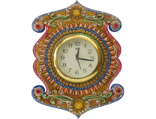 Wooden Decorative Wall Clock