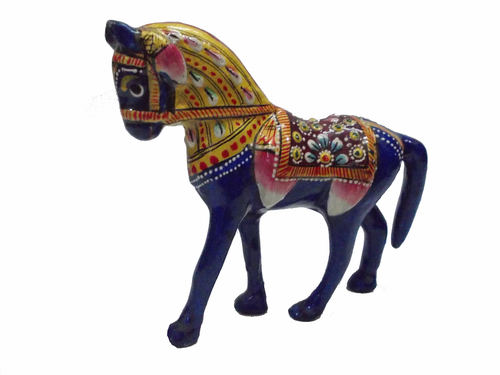 Metal Decorative Horse