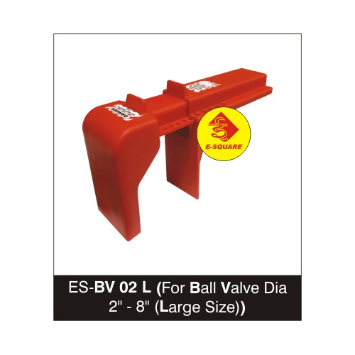 Ball Valve Lockout - Large Size