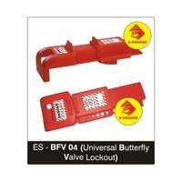Universal Butterfly Valve Lockout