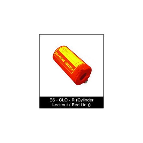 Red Lid Cylinder Lockout