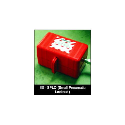 Small Pneumatic Lockouts - Box Type