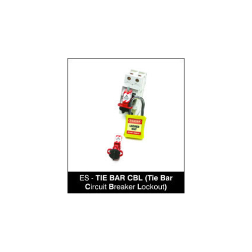 Tie Bar Circuit Breaker Lockout