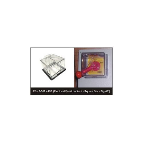 Electrical Panel Lockout - Square Box - Big 45