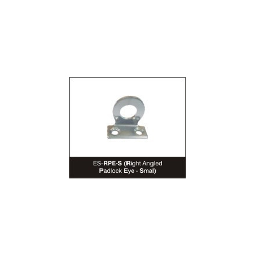 Lockout Safety Right Angled Padlock Eye - Small