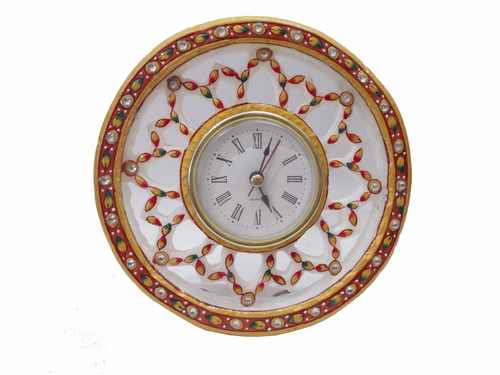 Decorative Marble Table Clocks