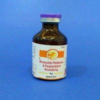 Veterinary Nimesulide, Pitofenone fenpiverinium Injection