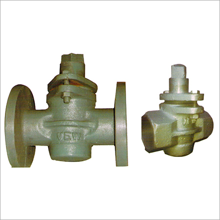 Two Way Gland Cock Valve
