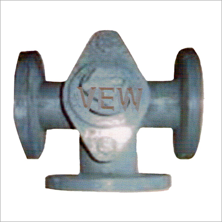 Three Way Gland Cock Valve