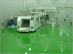 Engineering Epoxy Flooring Services