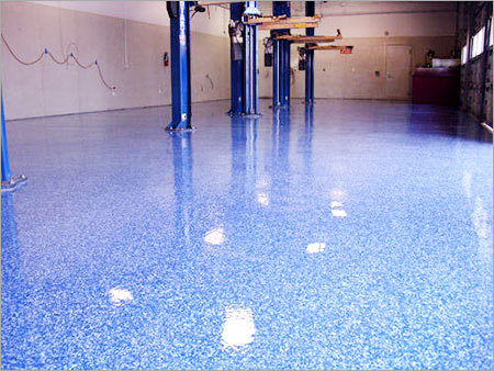 Hygienic Epoxy Coating