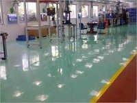 Antistatic Epoxy Flooring