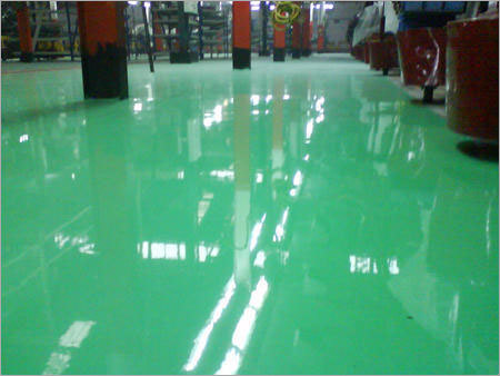 Self Levelling Epoxy Floor Coating