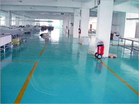 Epoxy Flooring Coating Services
