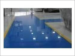Epoxy Flooring Chemical Service