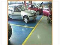 Showroom Floor Coating Services